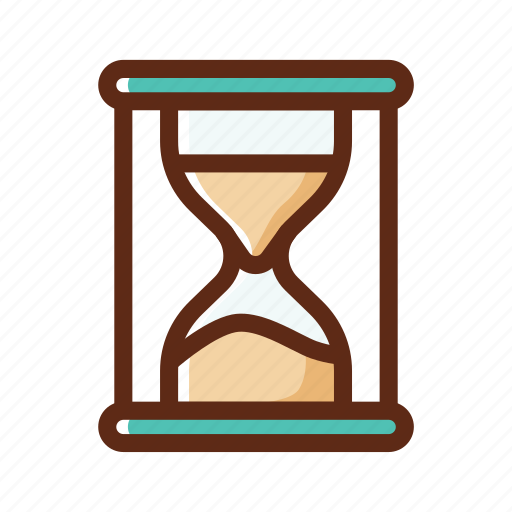 business, colors, deadline, sand, time, watch icon