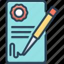 agreement, deal, deal agreement, feedback, legalization, registration, signature