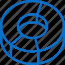 analytics, chart, data, diagram, graph, pie chart, statistics icon