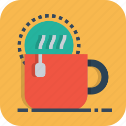 beverage, coffee, cup, mug, office, tea, work icon