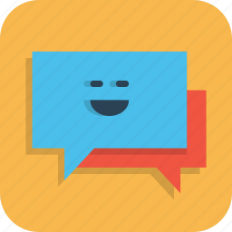 bubble, chat, comment, comments, community, conversation, talk icon