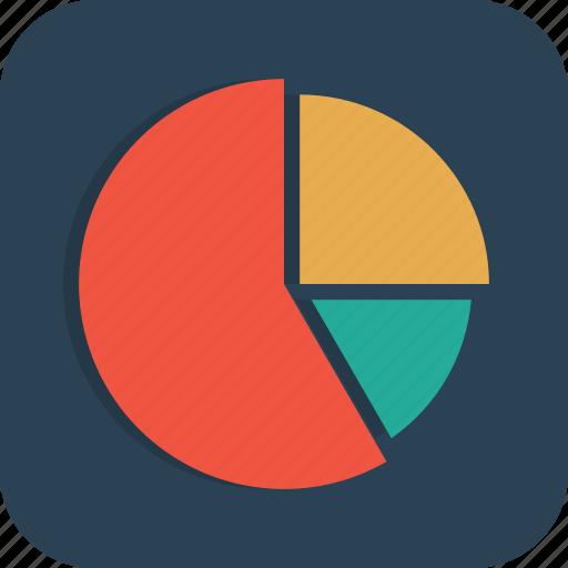 analysis, business, chart, graph, pie, report, statics icon