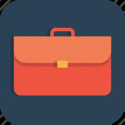 bag, briefcase, business, folder, office, portfolio, suitcase icon