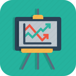 analysis, business, chart, graph, pie, report, statics icon