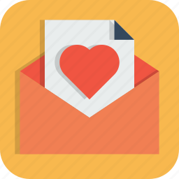 conversation, email, envelope, letter, love, mail, message icon
