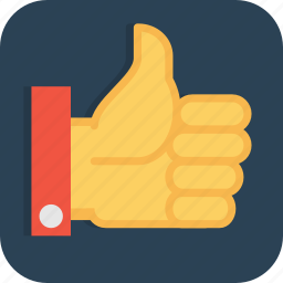 approve, good, like, thumbs, up, vote, yes icon