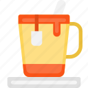business, coffee, cup, drink, equipment, essntial, mug, tea, tool icon