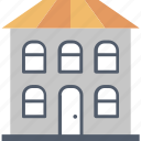 address, direction, house, location, office, place icon