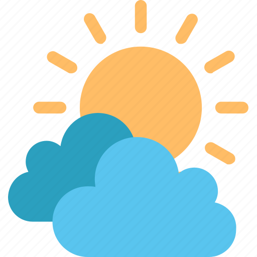 Weather, cloud, forecast, information, sun, sunny, temperature icon - Download on Iconfinder