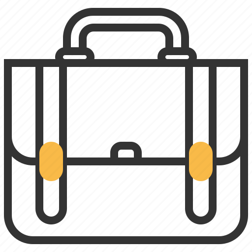 briefcase, business, financial, marketing, portfolio, seo, web icon