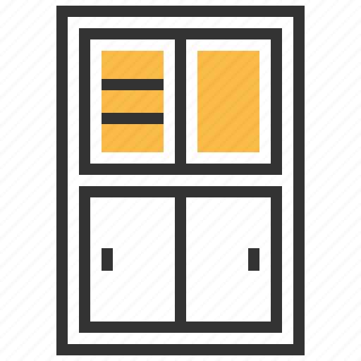 cabinet, data, documents, extension, file, storage icon