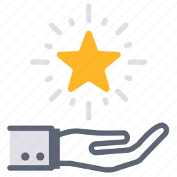 customer services, excellent, feedback, premium, quality, rating, star icon