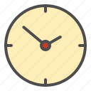 clock, online, shop, time icon