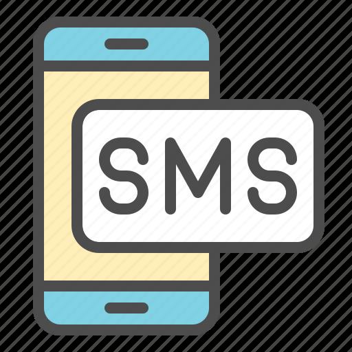 Message, online, shop, sms icon - Download on Iconfinder