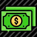money, dollar, finance, business, cash