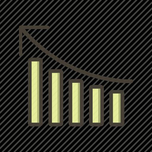 analysis, analytics, graph, growth icon
