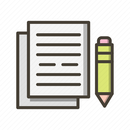 document, documentation, documents, file icon