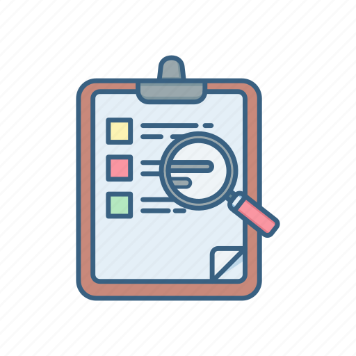 business, find, project, search, work icon