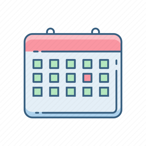 appointment, calendar, clock, date, day, month, schedule icon