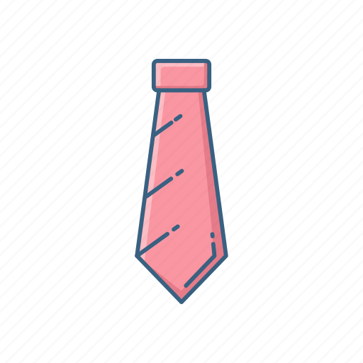 clothes, clothing, fashion, formal, man, style, tie icon