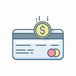 business, card, credit, finance, money, payment, shopping icon