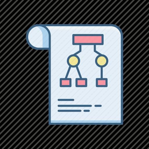 analysis, analytics, business, chart, graph, idea, plan icon