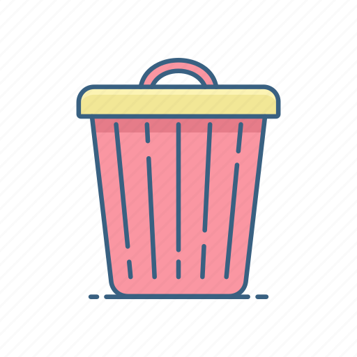 close, delete, exit, recycle, remove, sign, trash icon