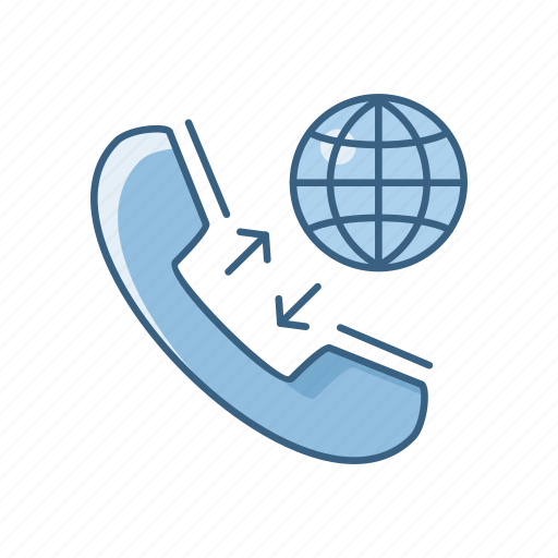 abroad, call, contact us, helpline, number, phone, worldwide icon
