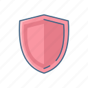 firewall, privacy, protect, protection, safety, security, shield icon