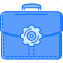 business, case, job, optimization, portfolio, setting, work icon