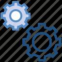 business, business & finance, cogwheel, gear, settings, setup