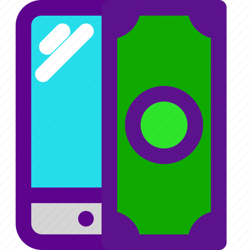 Banking, economy, mobile, money, transfer icon - Download on Iconfinder