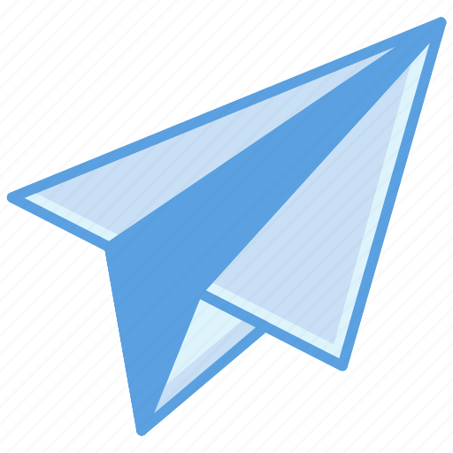 launch, paper, plane, release, rocket, startup icon