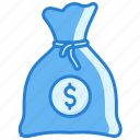 budgeting, business, financing, money icon