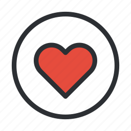 favourite, favourites, health, heart, like, love, medical icon