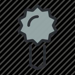 achievement, award, medal, premium, quality icon