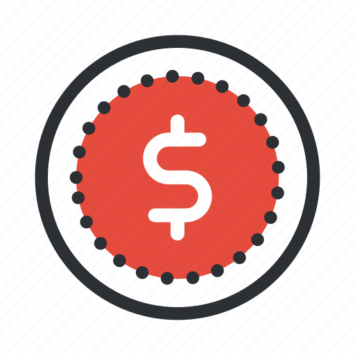 cash, currency, dollar, earnings, finance, money, payment icon