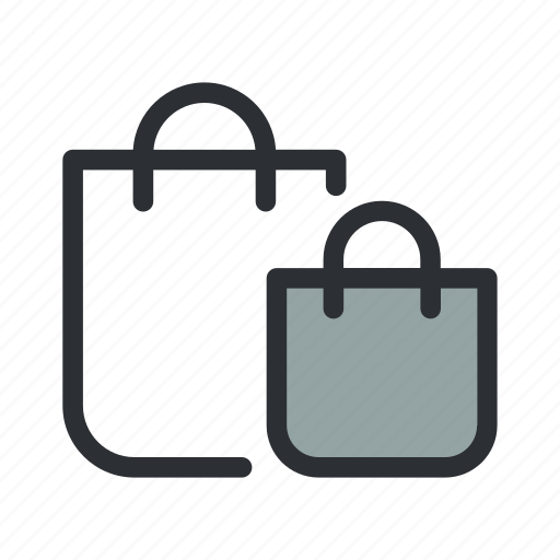 bag, bags, commerce, ecommerce, shopping icon