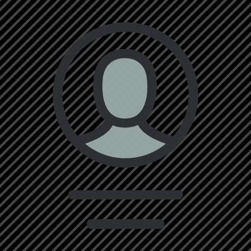 account, avatar, contact, info, login, profile, user icon