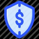 guarantee, insurance, money, security, shield