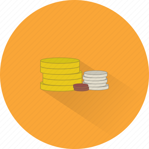 cash, cents, coins, currency, finance, funding, money icon