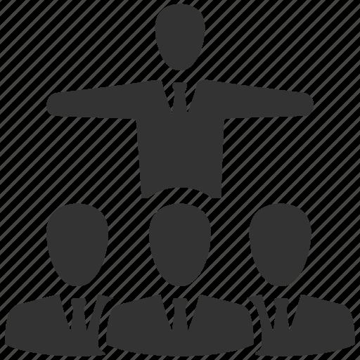 business, businessman, leader, leadership icon