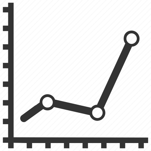 business graph, competitors analysis, competitors analysis chart, competitors analysis graph, graph icon