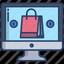 online, shop