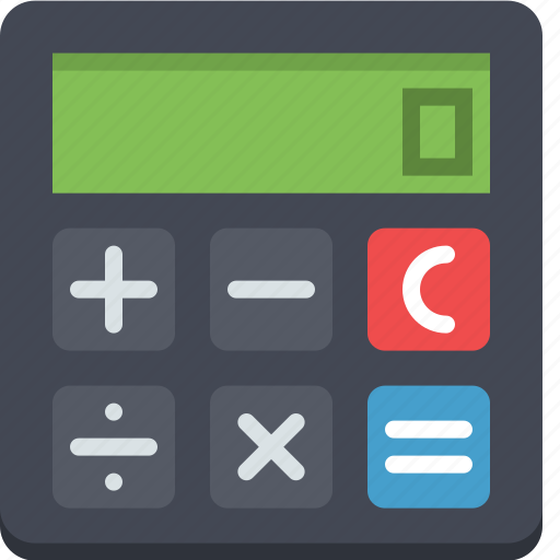 Calculation, calculator, math, mathematics, result, calculate icon - Download on Iconfinder