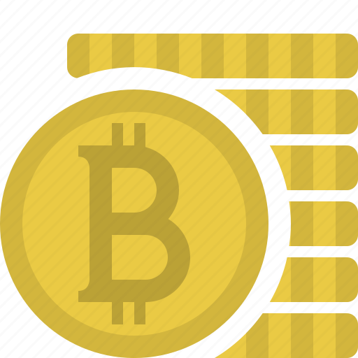 bitcoins, cash, coins, currency, finance, money, payment icon