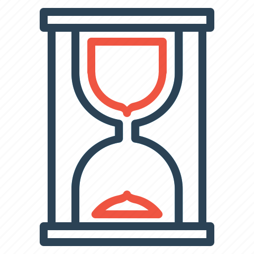 clock, hourglass, management, sand, sandclock, time, timer icon
