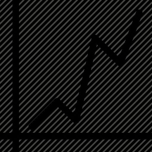 analytics, business, businessman, chart, charts, comparison, creative, data, diagram, finance, financial, graph, grid, line, line-chart, line-graph, marketing, report, representation, shape, statistics icon
