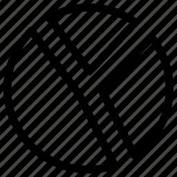 analytics, business, businessman, chart, charts, circular, comparison, creative, data-representation, diagram, finance, financial, graph, grid, line, marketing, pie, pie-chart, report, representation, sectors, shape, statistics icon