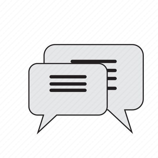 messeage, sms, whatsapp icon